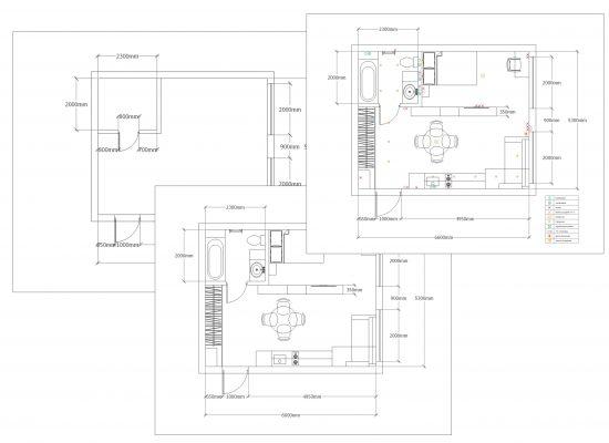 interjero dizainas projektai